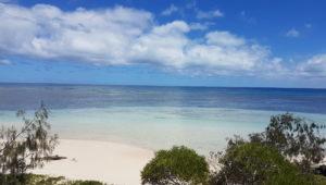 Une vue de l'îlot Signal (Photo: gecka.nc)