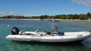 Taxi-Boat Nouméa Blue Lagoon