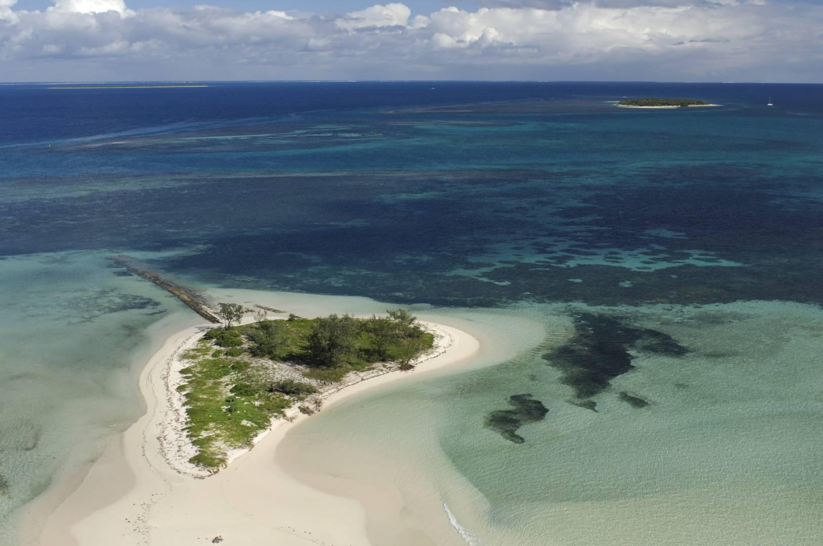 îlot autour de Nouméa lagon ouest
